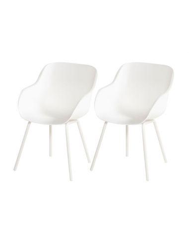 Hartman Sophie Elegant RONDO Chair Set van 2