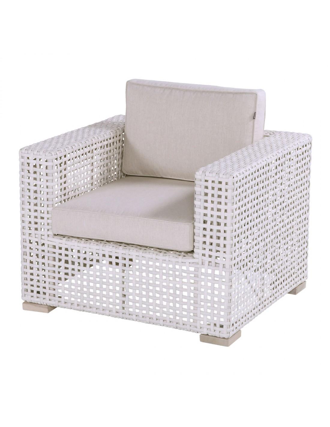 Hartman Lounge Stoel.Hartman Yanet Lounge Chair Met Kussen Tuinmeubelman
