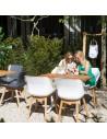 Sophie Studio Wood Armchair