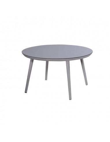 Sophie Studio HPL Table Misty Grey round 128
