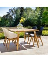 Sophie Teak Wood Table 170 x 100