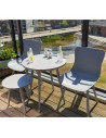 Set Sophie HPL Bistro Table round 66 met 2 Sophie Studio Dining chair