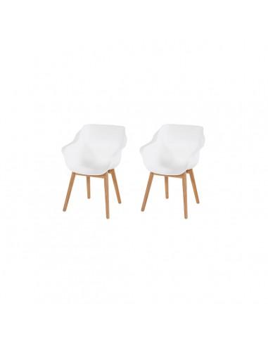 Hartman Sophie Studio Wood Armchair Set van 2