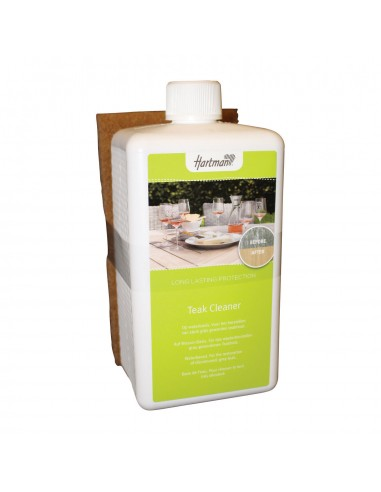 Hartman Teak Cleaner
